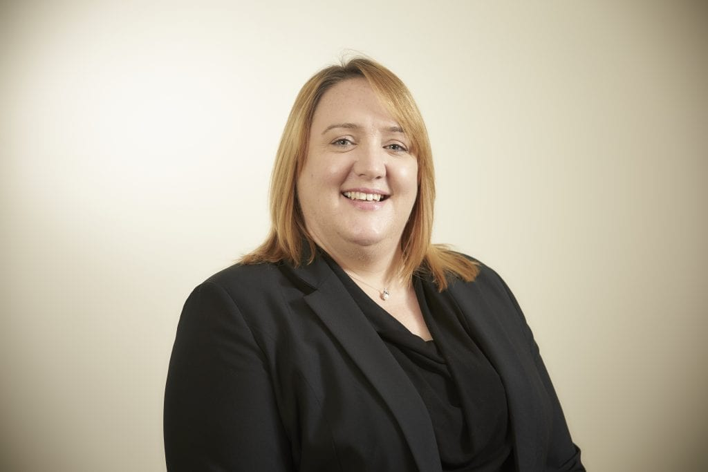 Victoria Rees, Senior Legal Assistant
